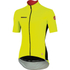 Castelli Perfetto Light Short Sleeve Jersey - Yellow: Image 1