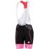 Castelli Women's Free Aero Bib Shorts - Black/Pink: Image 1