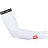 Castelli UPF 50+ Light Arm Skins - White: Image 1