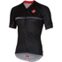 Castelli Scotta Short Sleeve Jersey - Black: Image 1