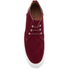 Oliver Spencer Men's Beat Chukka Boots - Burgundy Suede: Image 3