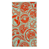 KENZO Medaille Beach Towel - Mint: Image 1