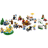 LEGO City Town: Fun in the Park - City People Pack: Image 2