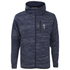 Jack & Jones Men's Core Keep Zip Through Hoody - Navy Blazer: Image 1