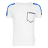 Jack & Jones Herren Core Block T-Shirt - Weiß: Image 1