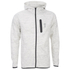 Jack & Jones Men's Core Keep Zip Through Hoody - Treated White: Image 1