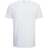Jack & Jones Men's Originals Tobe 2 Tone T-Shirt - White: Image 2
