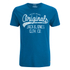 Jack & Jones Men's Originals New T-Shirt - Mykonos Blue: Image 1