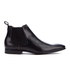 PS by Paul Smith Men's Falconer Leather Chelsea Boots - Black Oxford: Image 1