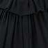 McQ Alexander McQueen Women's Ruffle Top - Black: Image 3