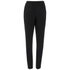 McQ Alexander McQueen Women's Pleat Front Loose Trousers - Black: Image 2