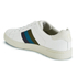 PS by Paul Smith Men's Lawn Trainers - White Mono Lux: Image 4