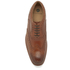 H Shoes by Hudson Men's Keating Leather Brogue Shoes - Tan: Image 3