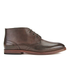H Shoes by Hudson Men's Houghton II Leather Desert Boots - Brown: Image 1