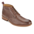 H Shoes by Hudson Men's Lenin Leather Desert Boots - Brown: Image 2
