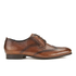 Hudson London Men's Williston Leather Brogue Shoes - Tan: Image 1