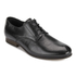 Hudson London Men's Champlain Leather Derby Shoes - Black: Image 2