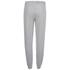 Soul Cal Men's Large Logo Cuffed Sweatpants - Grey Marl: Image 2