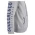 Soul Cal Men's Sleeve Print Logo Zip Through Hoody - Grey Marl: Image 4