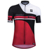 Santini Air Form Short Sleeve Jersey - Red: Image 2