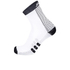 Santini Two Medium Profile Socks - Black: Image 1