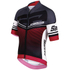 Santini Interactive 3.0 Short Sleeve Jersey - Red: Image 1