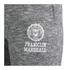 Franklin & Marshall Men's Slim Fit  Sweatpants - Sport Grey Melange: Image 4