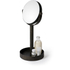 Wireworks Dark Oak Magnify Mirror: Image 5