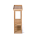 Wireworks Hello Storage Console Table - Oak: Image 6