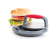 Progressive Perfect Burger Press - Grey/Red: Image 1