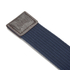 Tokyo Laundry Men's Fredo Canvas Belt - Midnight: Image 3