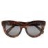 Cheap Monday Women's Love Sunglasses - Soft Brown Turtle: Image 1