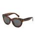 Cheap Monday Women's Love Sunglasses - Soft Brown Turtle: Image 2