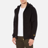 Carhartt Men's Hooded Chase Jacket - Black/Gold: Image 2