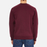 Carhartt Men's Chase Sweatshirt - Chianti/Gold: Image 3