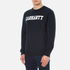 Carhartt Men's College Sweatshirt - Navy/White: Image 2