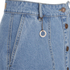 ONLY Women's Farrah A-Line Denim Skirt- Light Blue Denim: Image 4