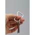 Split-Ring Bottle Opener - Silver: Image 3