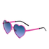 Wildfox Women's Lolita Sunglasses - Pink/Purple: Image 2