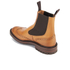 Tricker's Men's Henry Leather Commando Sole Chelsea Boots - Tan: Image 4