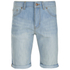 Threadbare Men's Denim Shorts - Light Wash: Image 1