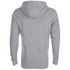 Threadbare Men's Lisbon Hoody - Light Grey: Image 2