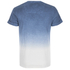 Threadbare Men's Dunbar Print Dip Dye T-Shirt - Blue: Image 2