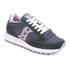 Saucony Women's Jazz Original Trainers - Charcoal/Grey: Image 2