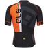 Alé PRR 2.0 Ciruito Jersey - Black/Orange: Image 2