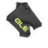 Alé Aerolight Lycra Shoe Covers - Black/Yellow: Image 5
