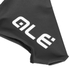 Alé Aerolight Lycra Shoe Covers - Black/White: Image 3