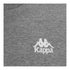 Kappa Men's Nico 2 Pack T-Shirts - Mid Grey Marl: Image 4