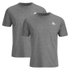 Kappa Men's Nico 2 Pack T-Shirts - Mid Grey Marl: Image 1