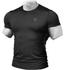 Better Bodies Men's Tight Function T-Shirt - Black: Image 1